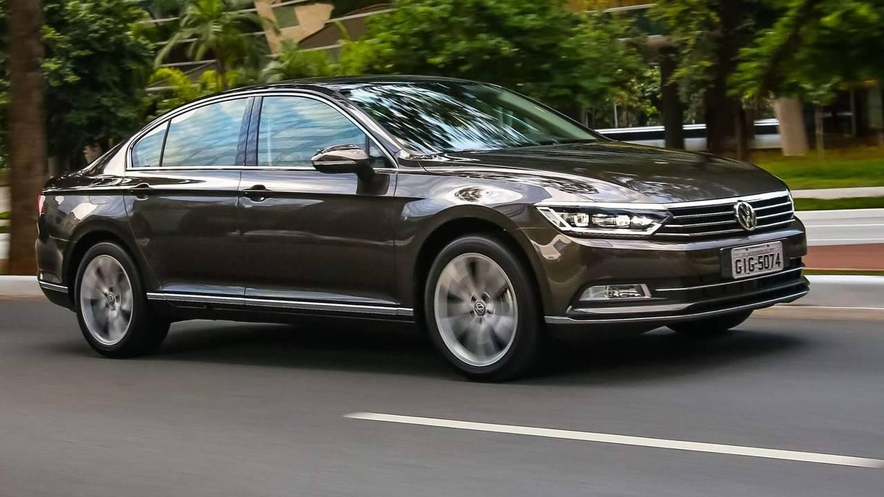 VW Passat 2018