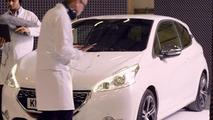 Peugeot Audio Sonic technology