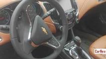 2015 Chevrolet Cruze spy photo