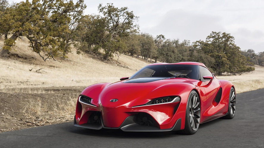 2017 Toyota Supra >> Toyota Supra Could Eschew A Hybrid Powertrain
