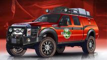 Ford F-350 EcoTrek 31.10.2013