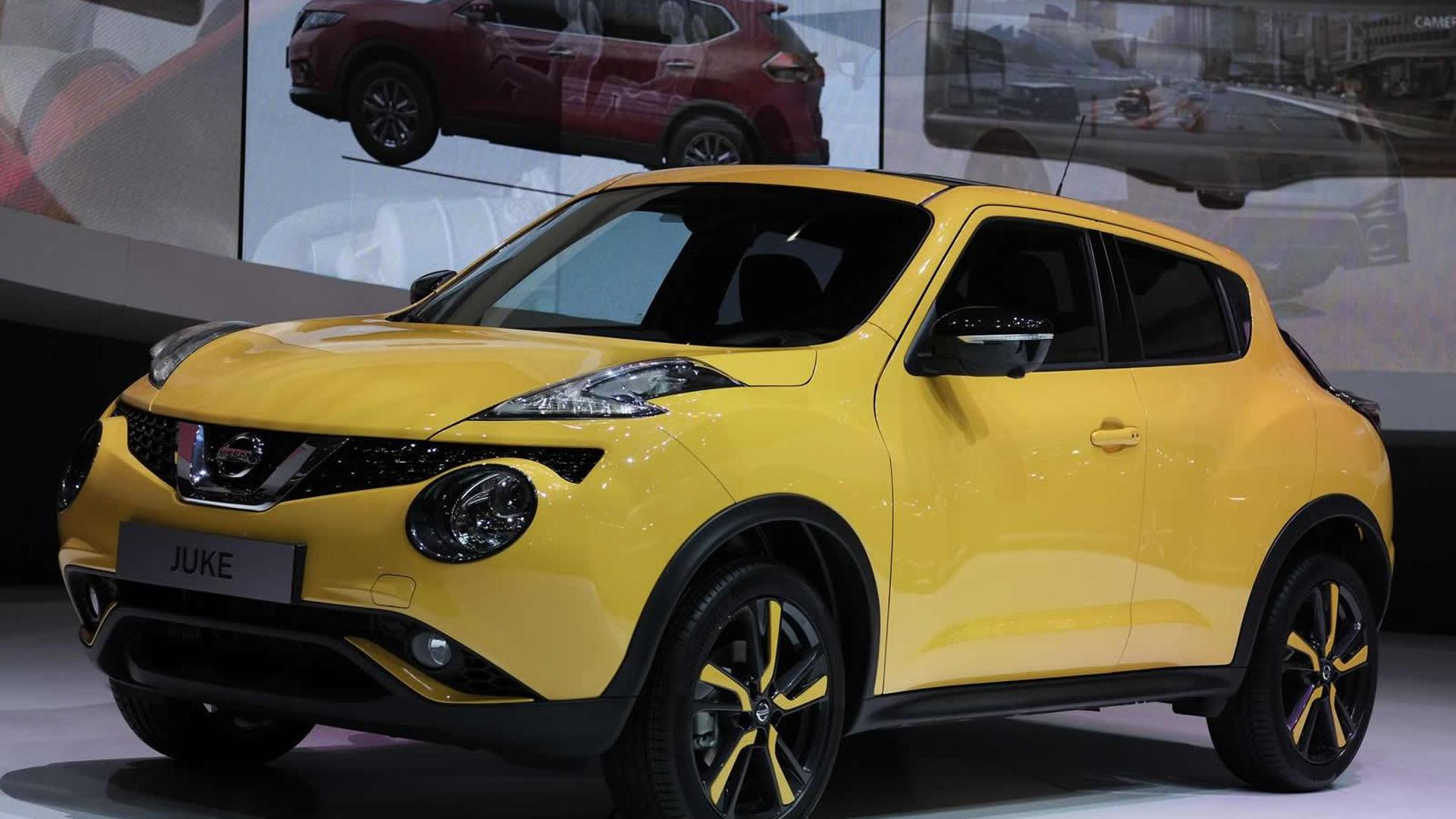 Facelifted Nissan Juke Comes To Geneva With 115 Hp 1 2 Liter Dig T