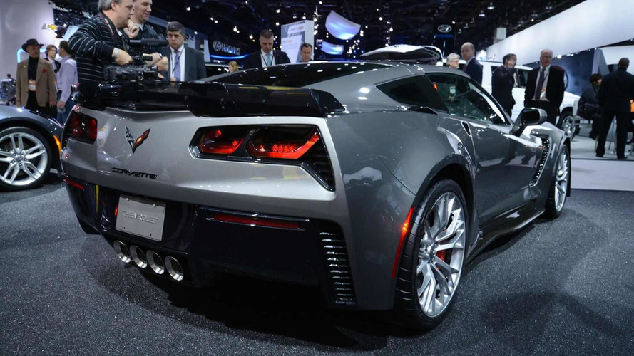 Chevrolet says Corvette ZR1 won't happen