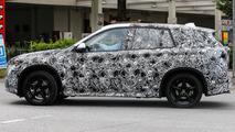 BMW FAST (Family Activity Sports Tourer) / X1 successor spy photos