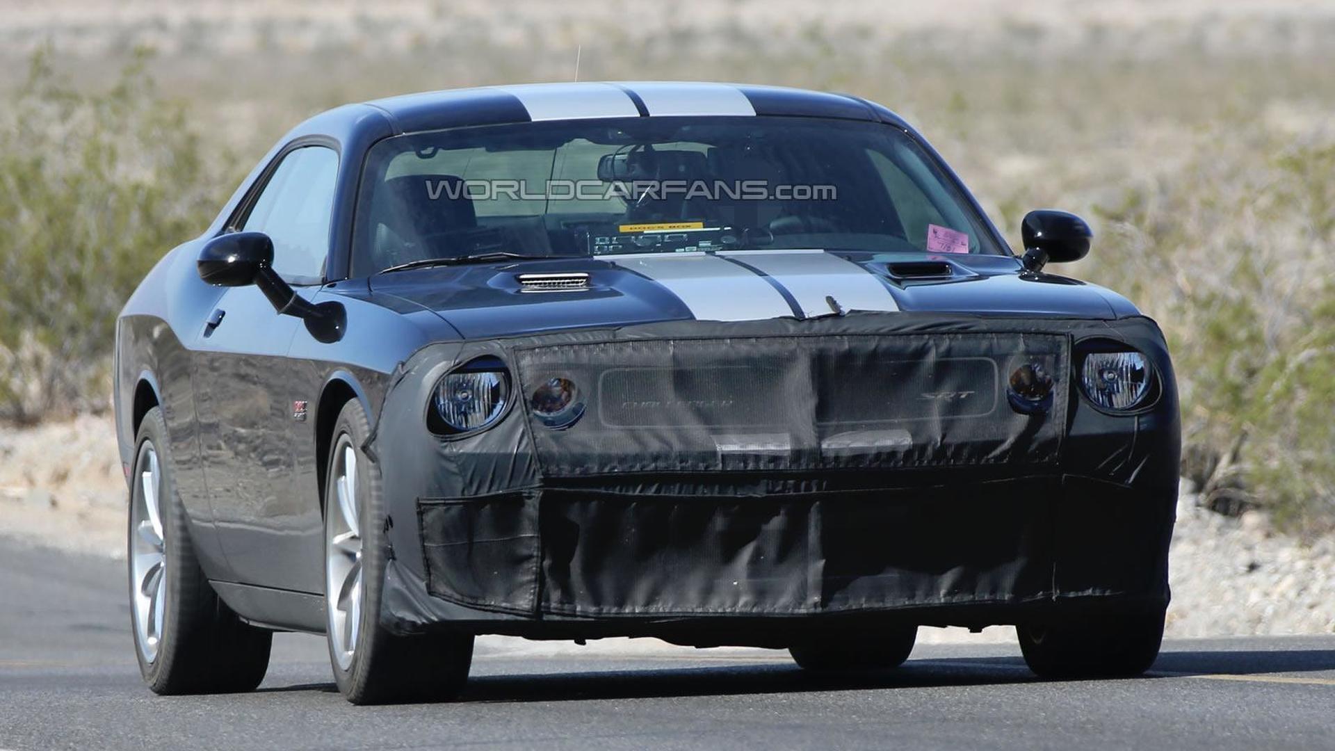 Dodge Challenger Srt8 Hellcat To Debut In The Motor City Report