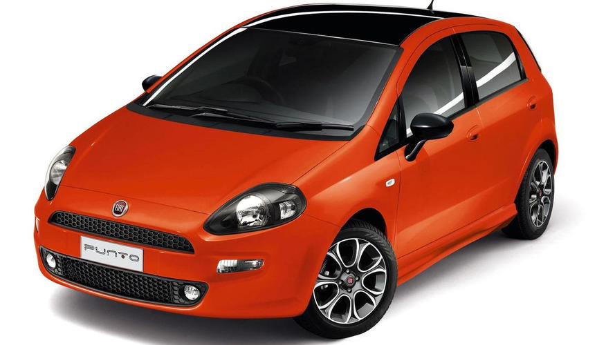 Fiat Punto Sporting introduced in the UK