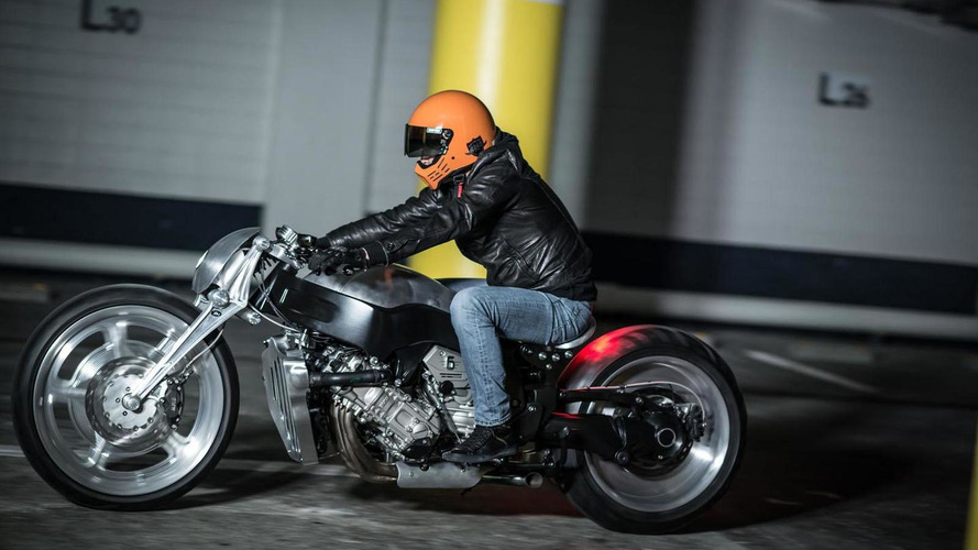 BMW Motorrad unveils two custom bikes based on the K 1600 GTL