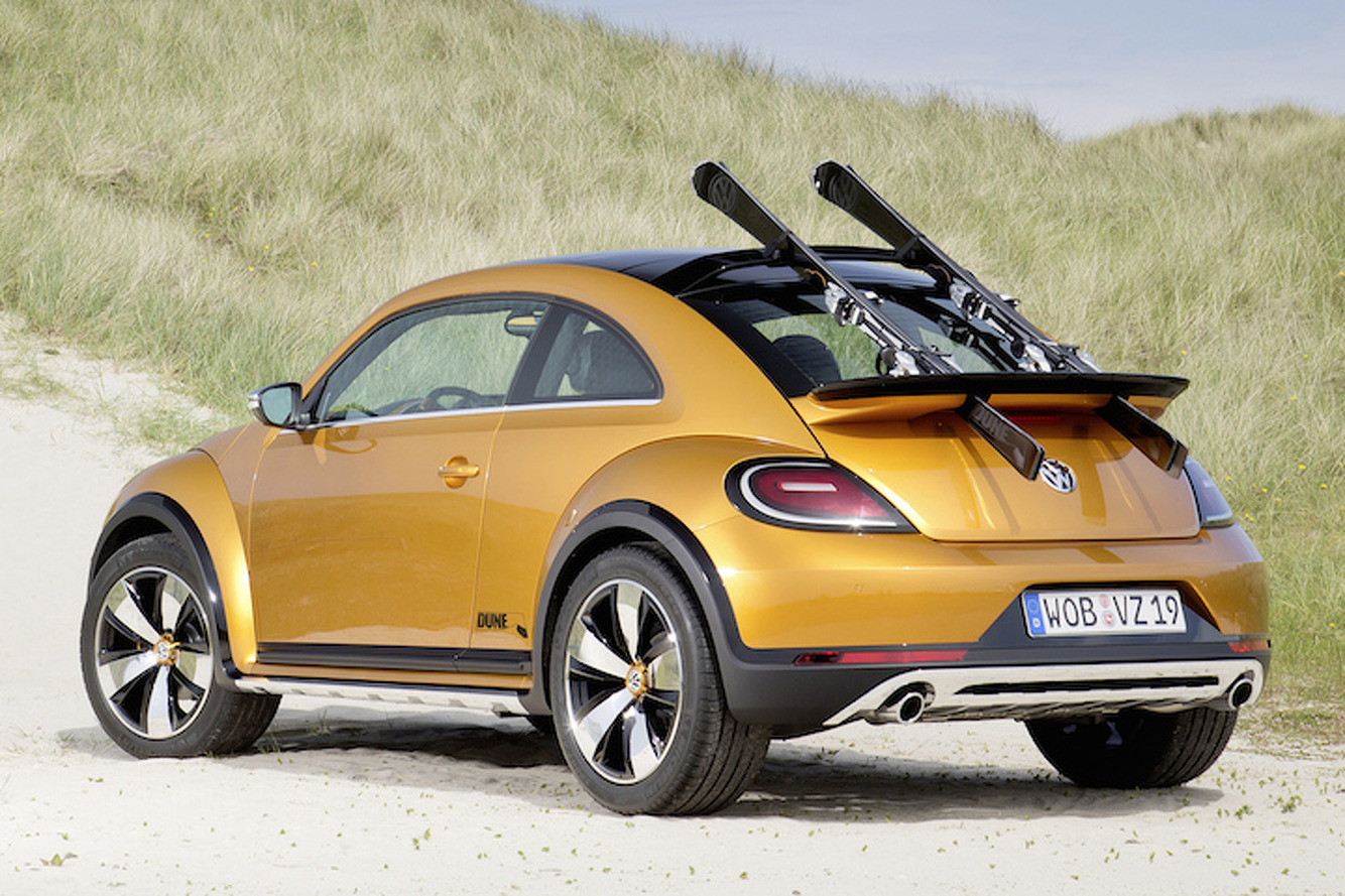 Volkswagen Beetle Dune Will Actually Enter Production