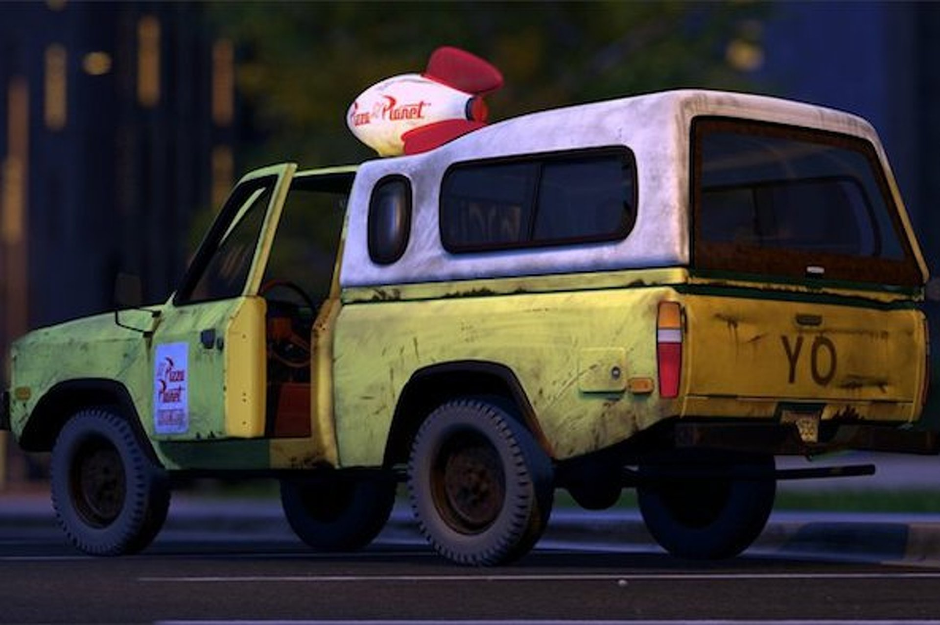 5 Unexpectedly Awesome Pizza Delivery Vehicles