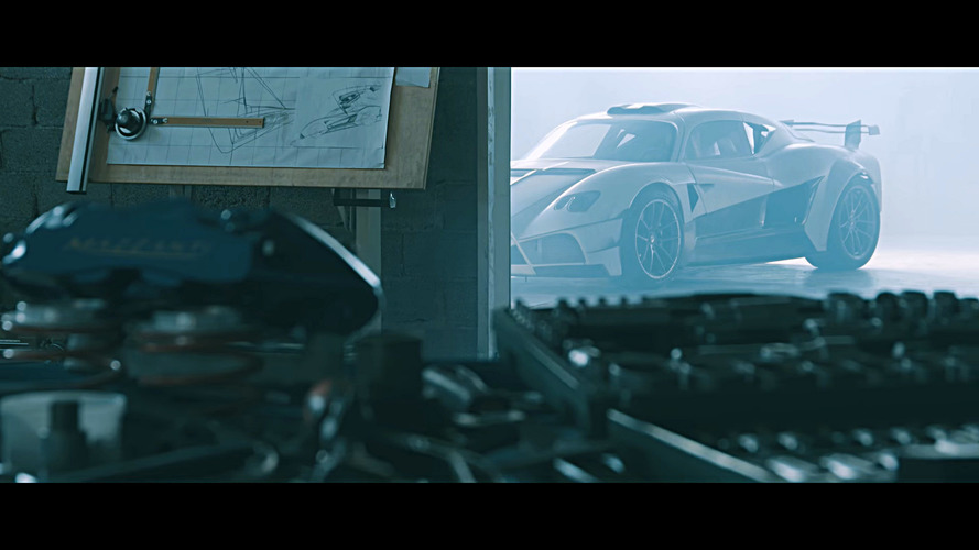 Mazzanti Evantra Millecavalli finally shown after exhausting teaser series