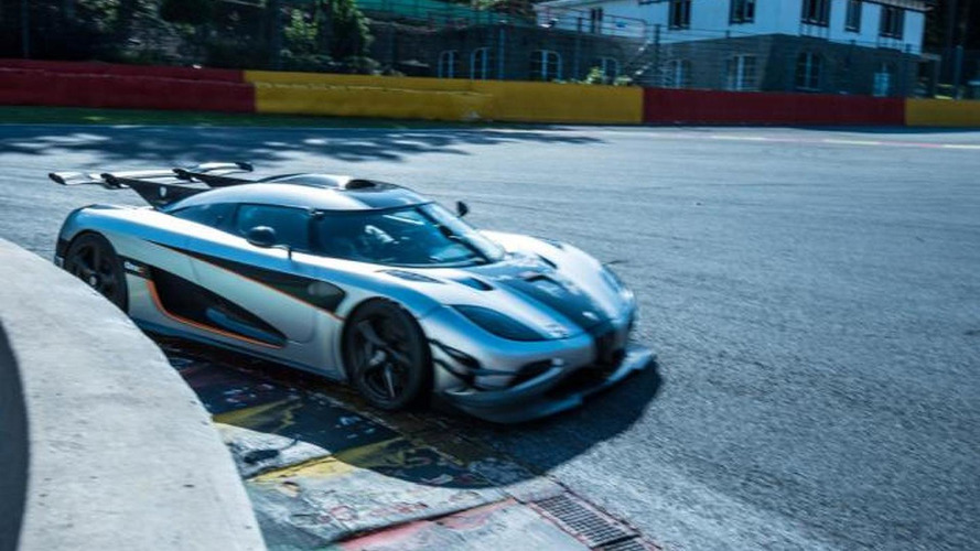 Koenigsegg says 'top speed not a high priority'