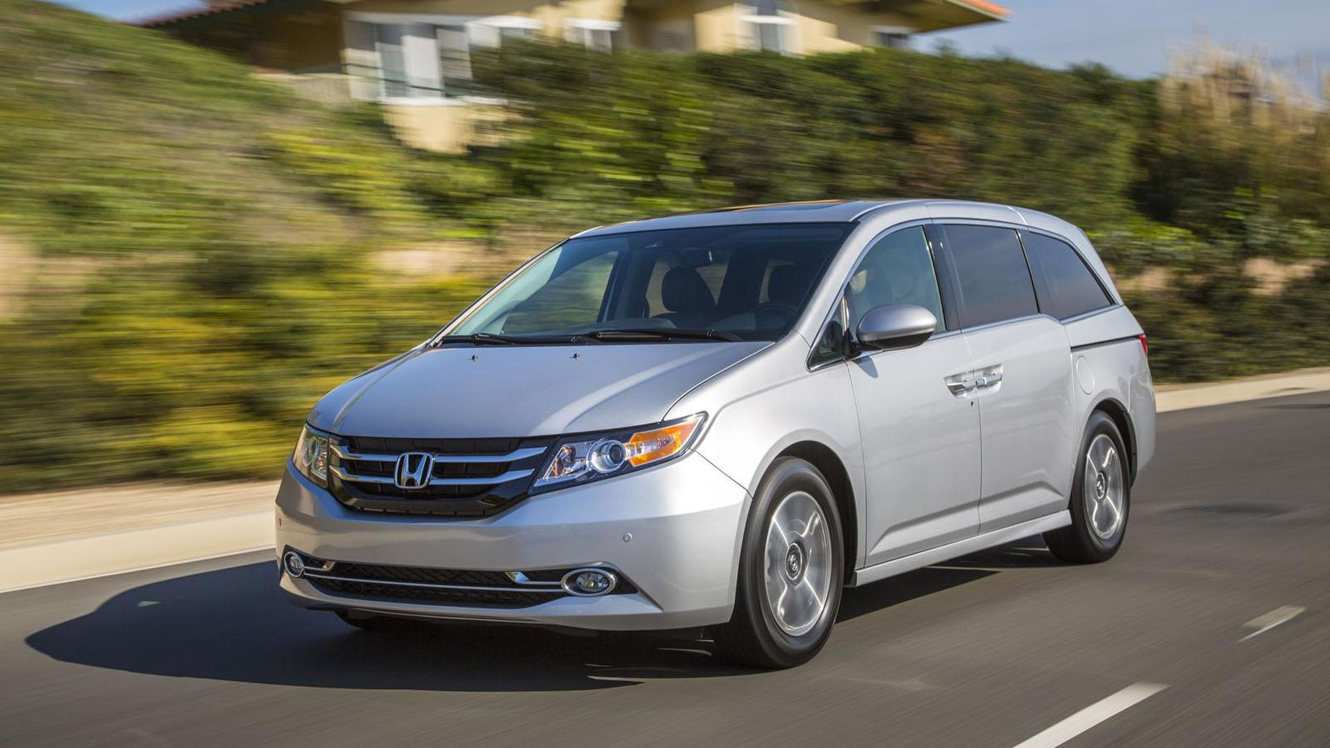 2017 Honda Odyssey >> 2017 Honda Odyssey Could Be Offered With All Wheel Drive