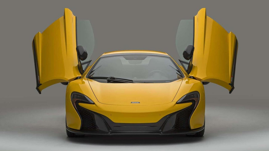 2016 McLaren 650S gets more standard options