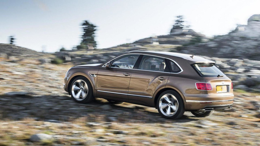 Hotter Bentley Bentayga reportedly confirmed