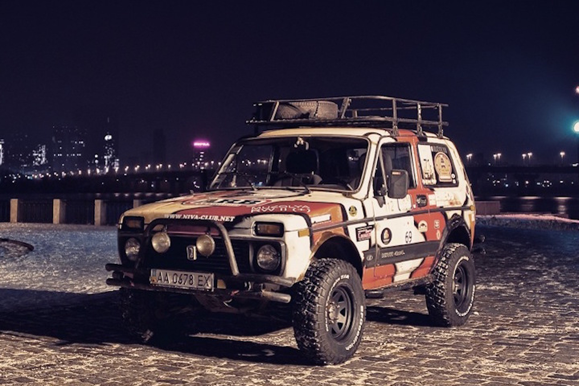 7 of Russia's Most Awesome Off-Road Vehicles