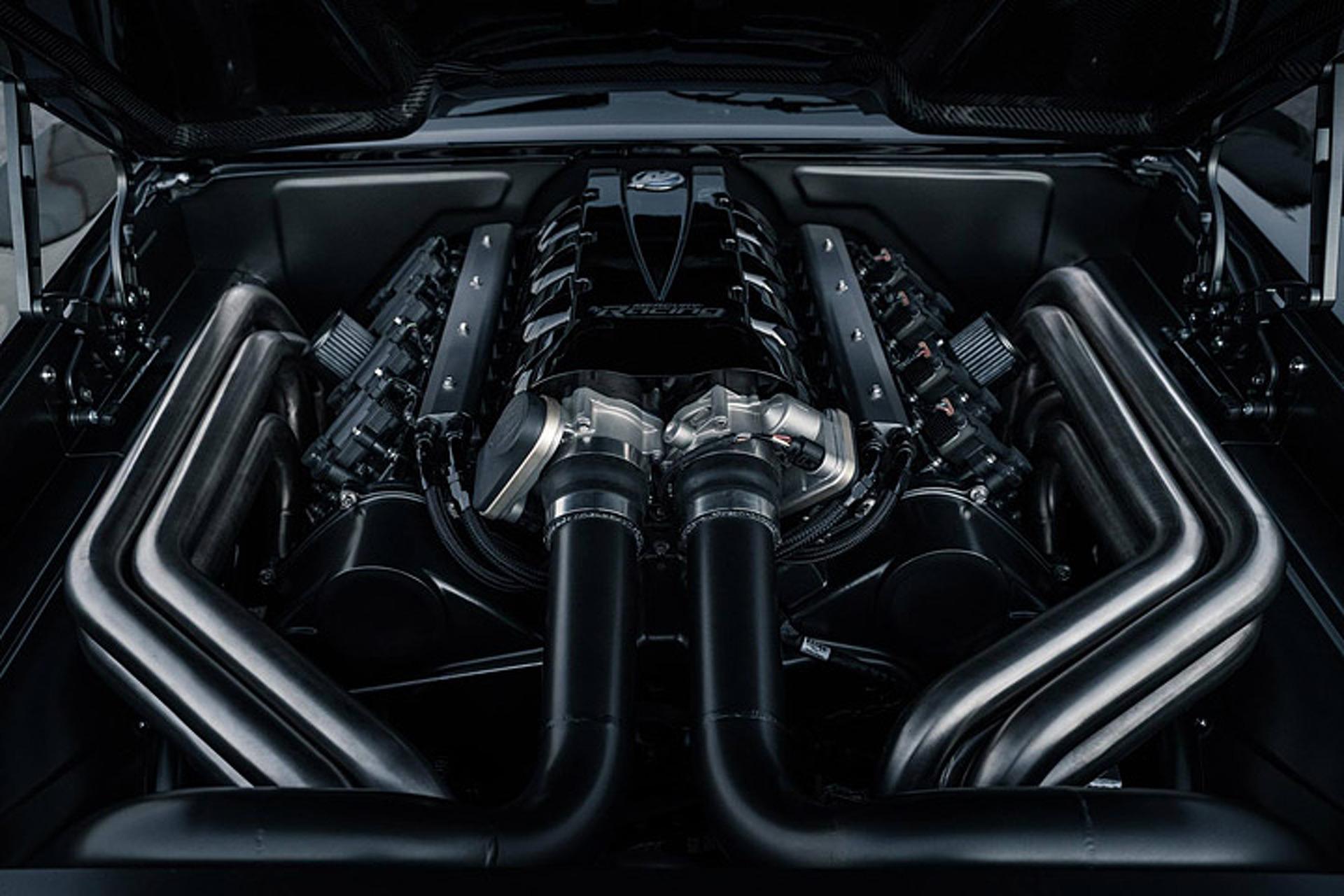"SpeedKore's ""Tantrum"" is Part Dodge Charger, Part 1,650-HP Supercar"