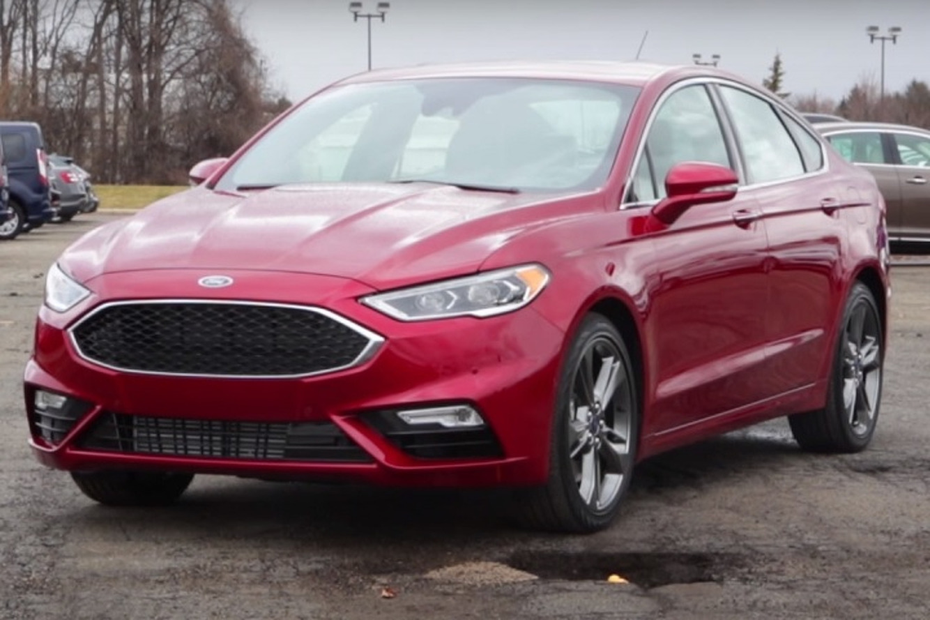 Watch New Ford Technology Outsmart Potholes