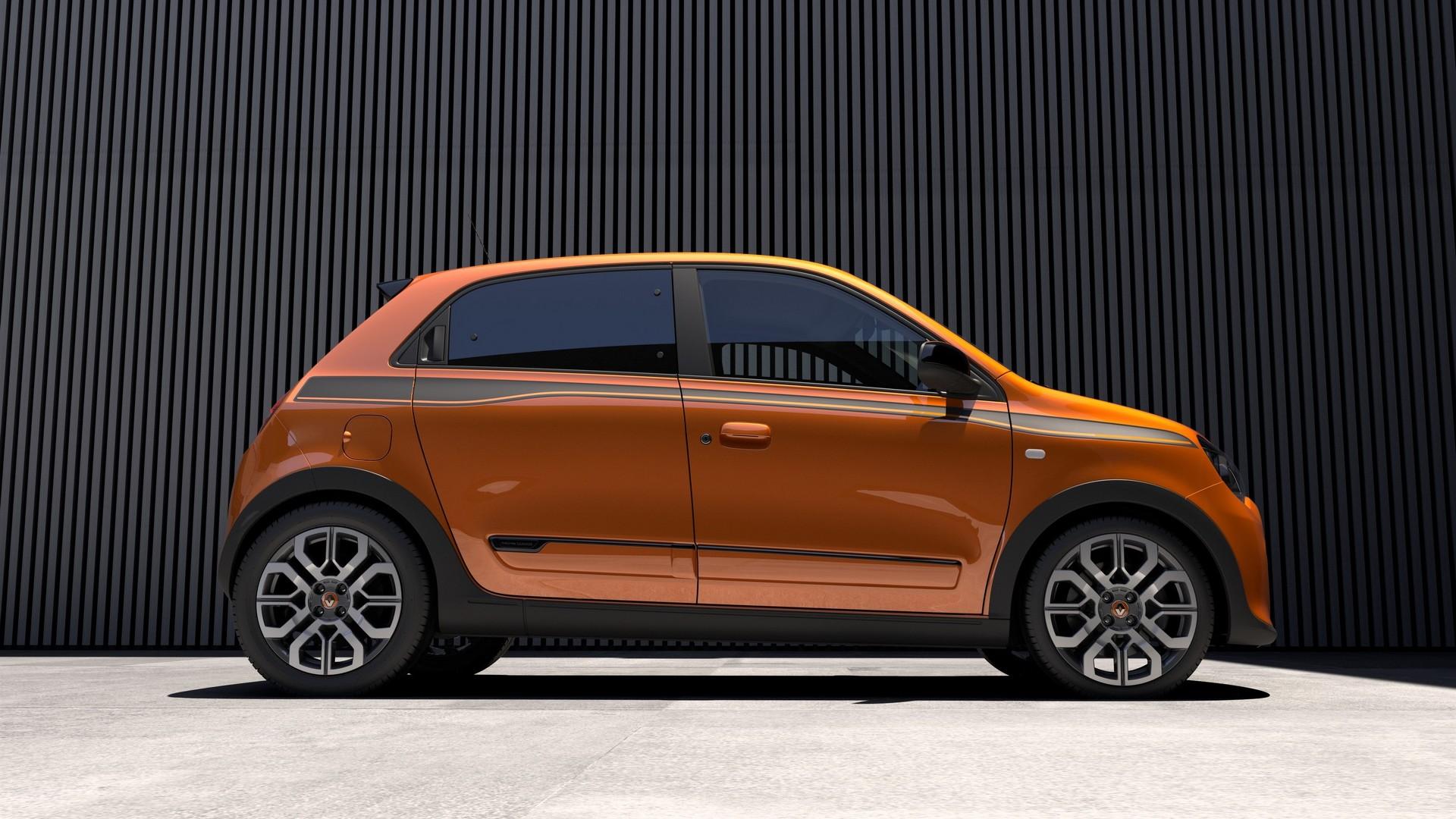 La Renault Twingo électrique arrive !