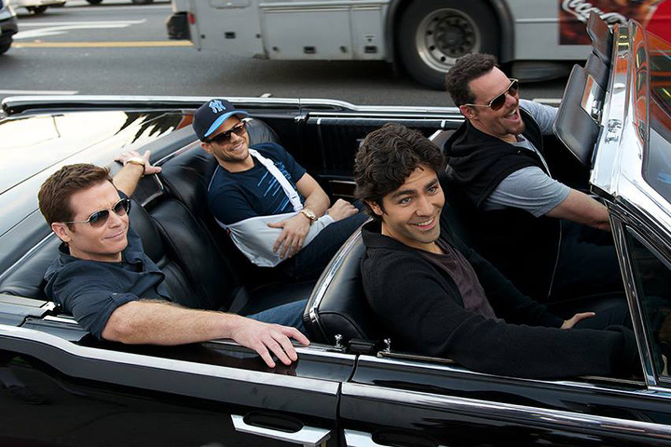 13 of the Best Cars From 'Entourage'