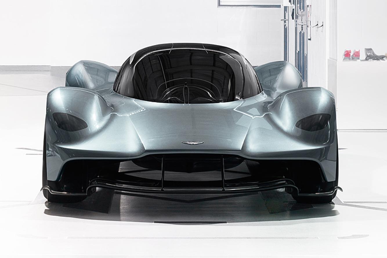 Aston Martin Red Bull Hypercar