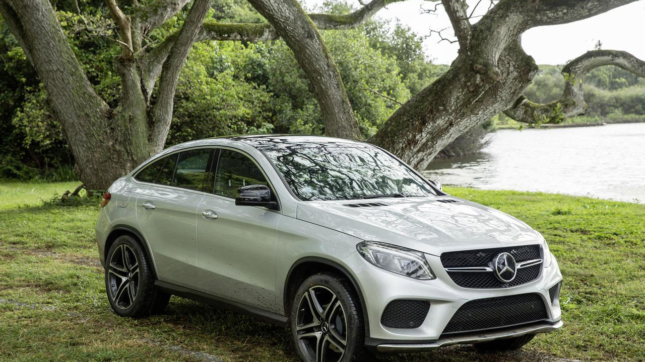 Mercedes Gle Coupe In Juric World