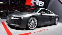 2015 Audi R8 at 2015 Geneva Motor Show