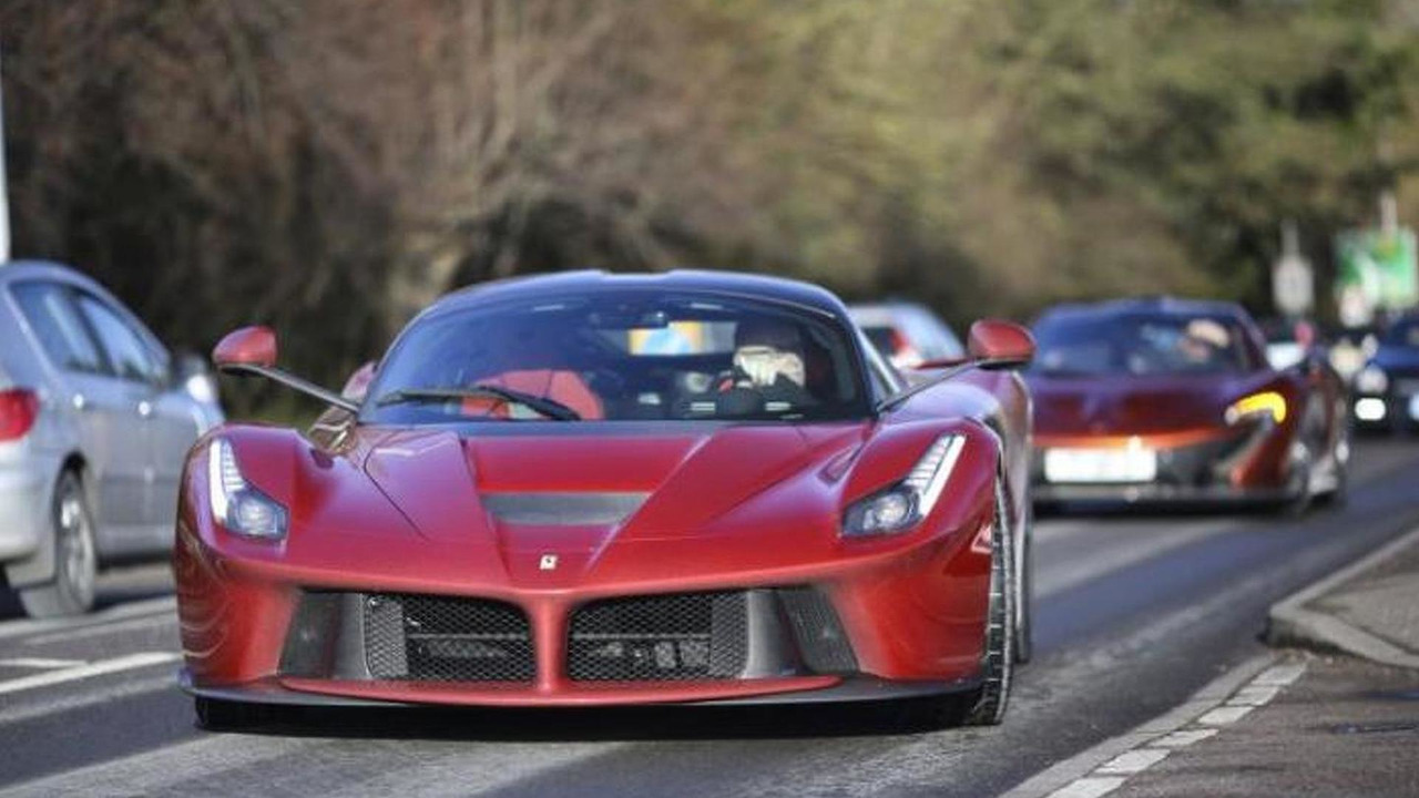 meet the man who owns the hottest supercar trio: laferrari, mclaren