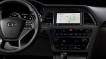 2015 Hyundai Sonata with Android Auto