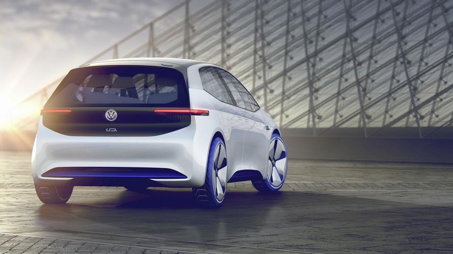 Volkswagen'in ilk elektrikli I.D. modelinin adı belli oldu