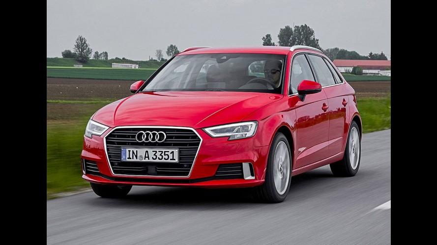 Audi A3 Sportback ganha motor 1.0 TFSI três cilindros na Europa