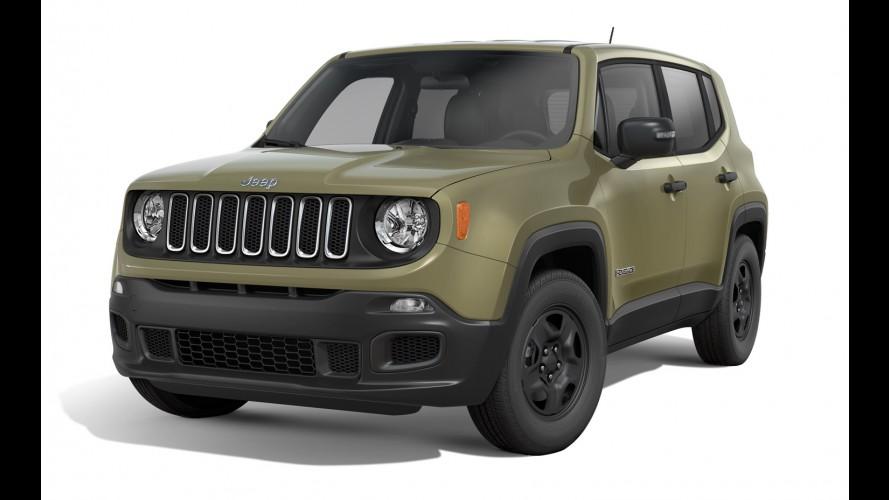 Renegade ganha versão básica 1.8 Flex com rodas de ferro por R$ 68.900