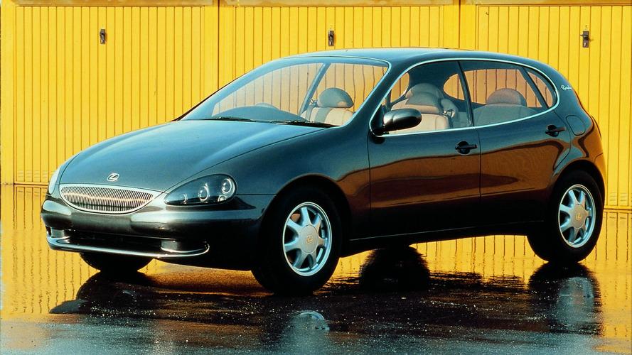 1994 Lexus Landau: забытые концепт-кары