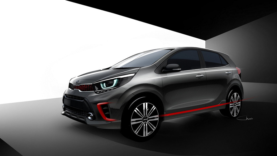 Kia hatches sporty 2017 Picanto