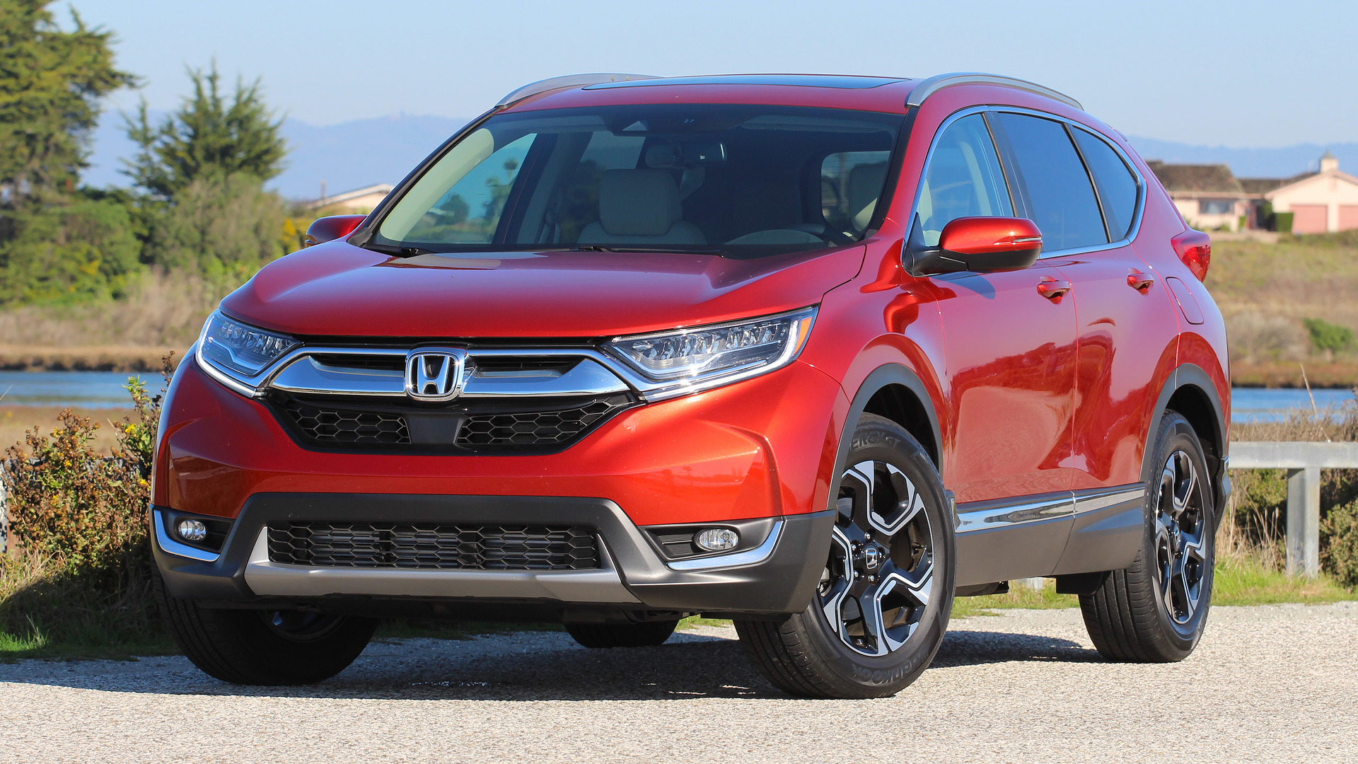 The Most Expensive 2017 Honda CR V Is 42851