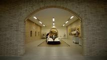Pagani'nin Modena'daki Yeni Fabrikası