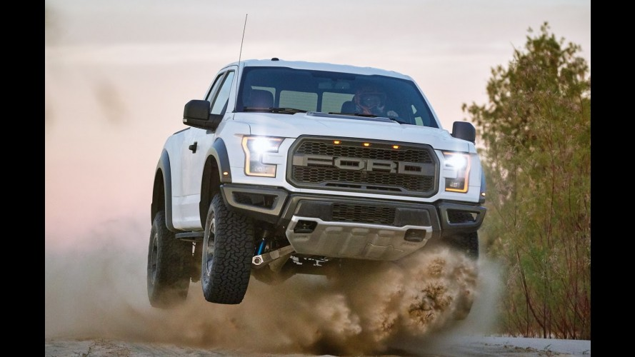 Ford provoca fãs da F-150 Raptor com vídeo antes da estreia comercial