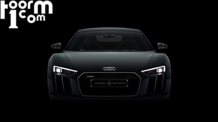 Une petite fortune pour l'Audi R8 de Final Fantasy XV