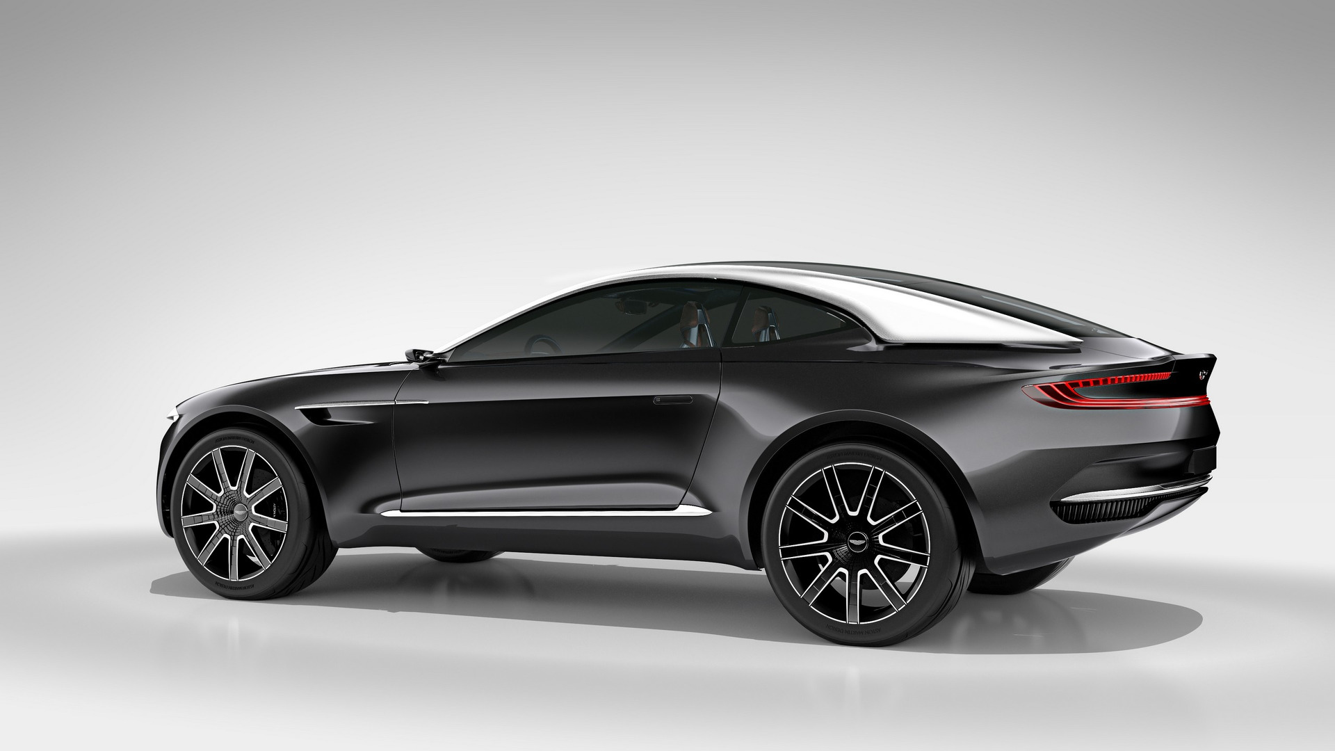 2020 Aston Martin DBX: Design, Powertrains, Arrival >> Aston Martin S Upcoming Dbx Crossover Could Pack A Potent V12