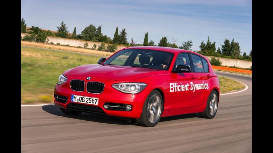 BMW Série 1 com injeção direta de água gasta menos e anda mais - entenda