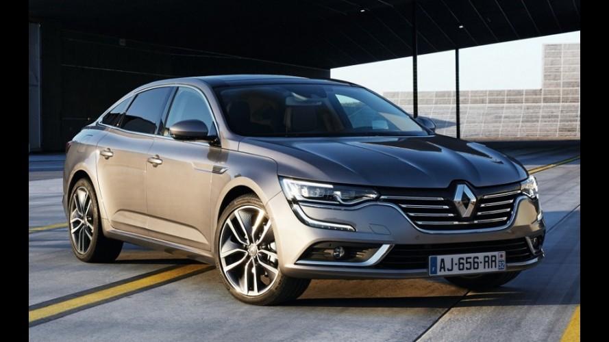 """O segredo do Renault Talisman: desenvolvimento e qualidade """"by Daimler"""""""
