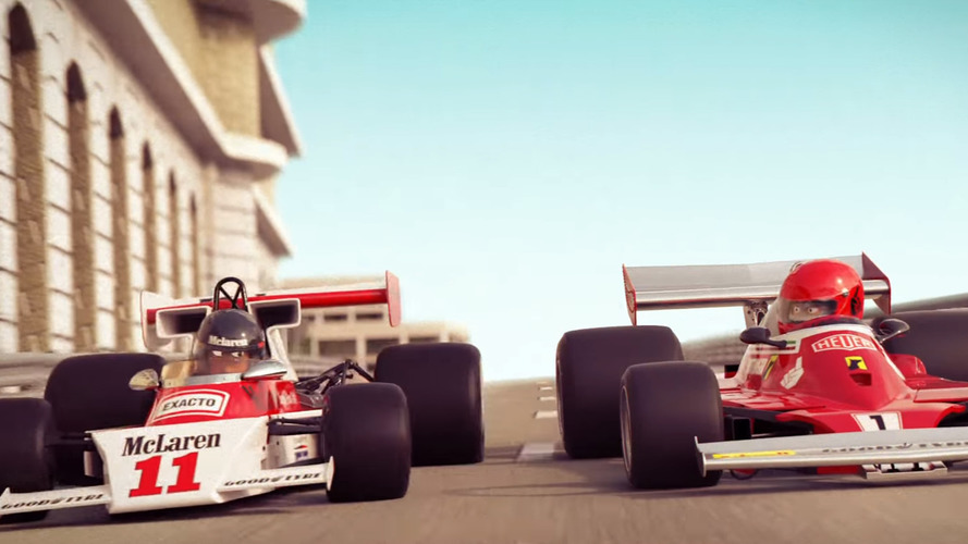 McLaren tooned - Episode James Hunt