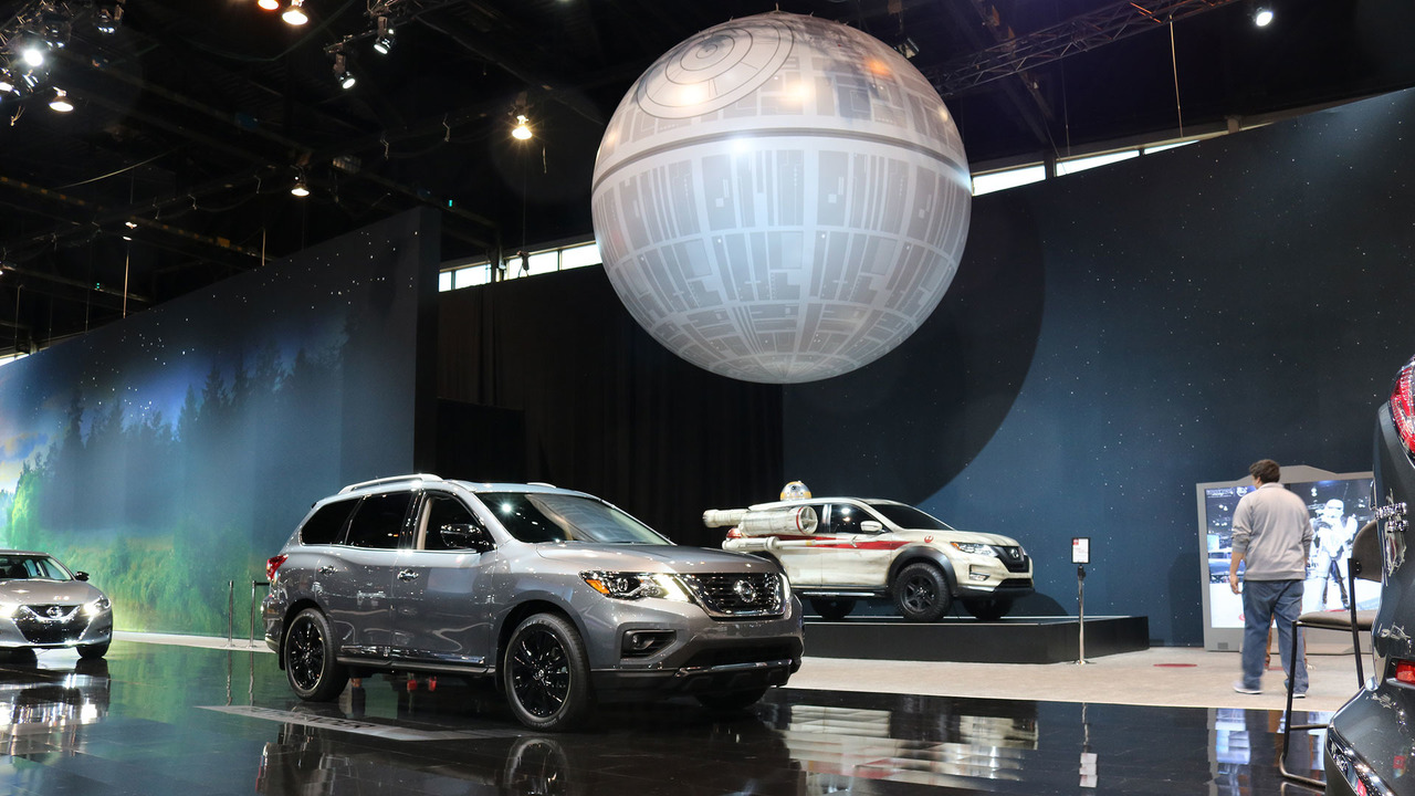 Nissan Chicago Show stand