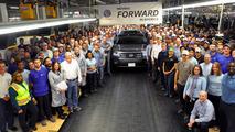 VW Atlas production