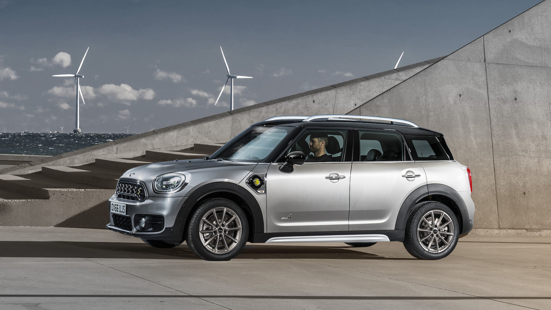 Plug In To New Countryman Lineup