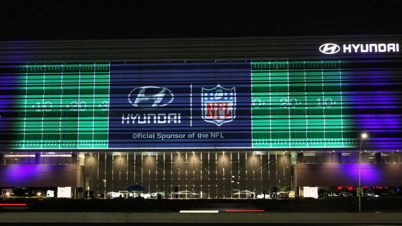 Hyundai NFL partnership
