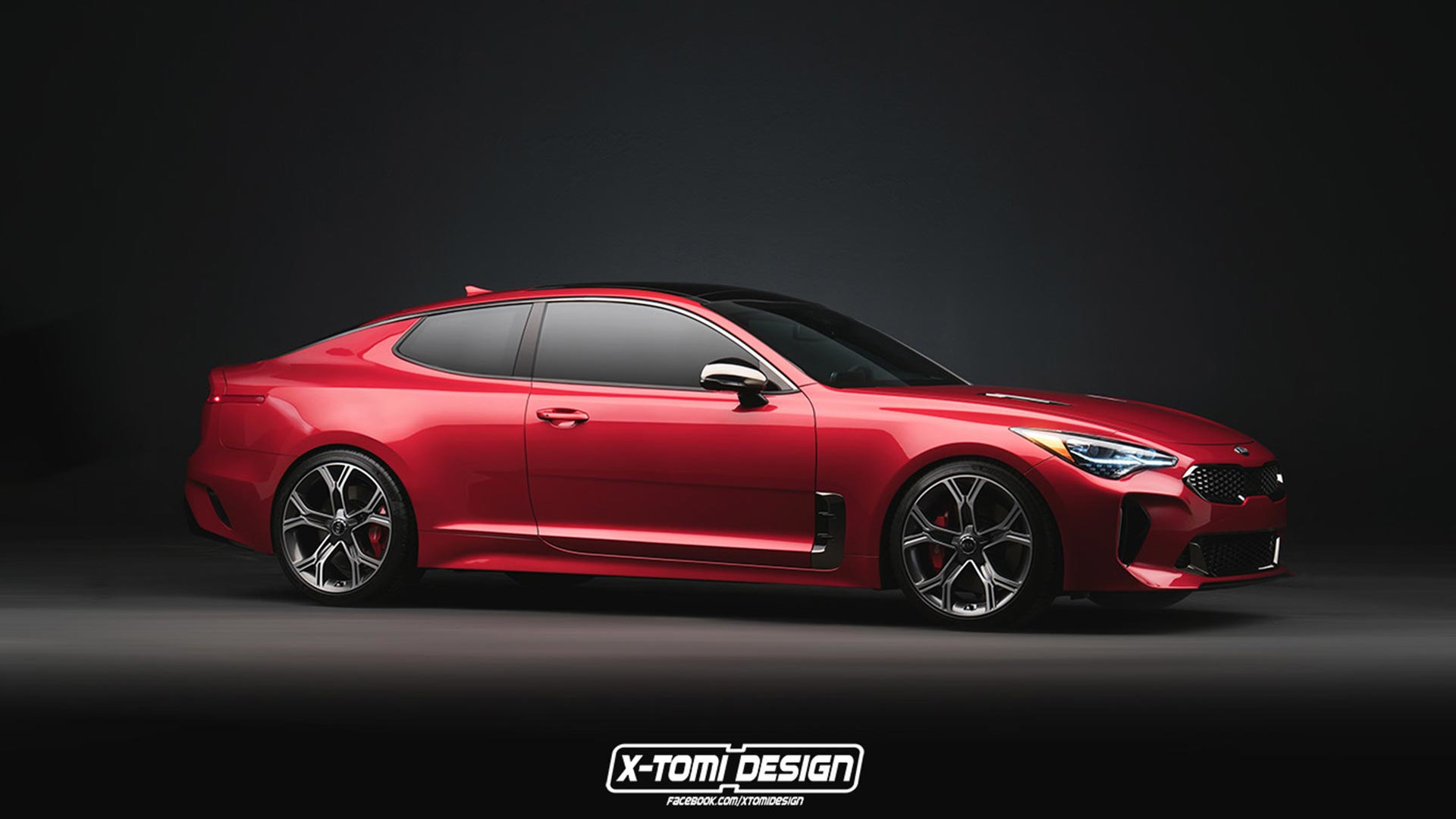 2020 Kia Gt Coupe Research New