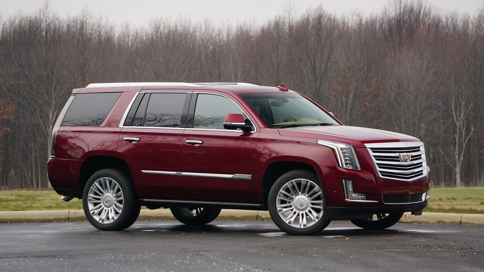 2017 Cadillac Escalade Review Beauty And Brawn