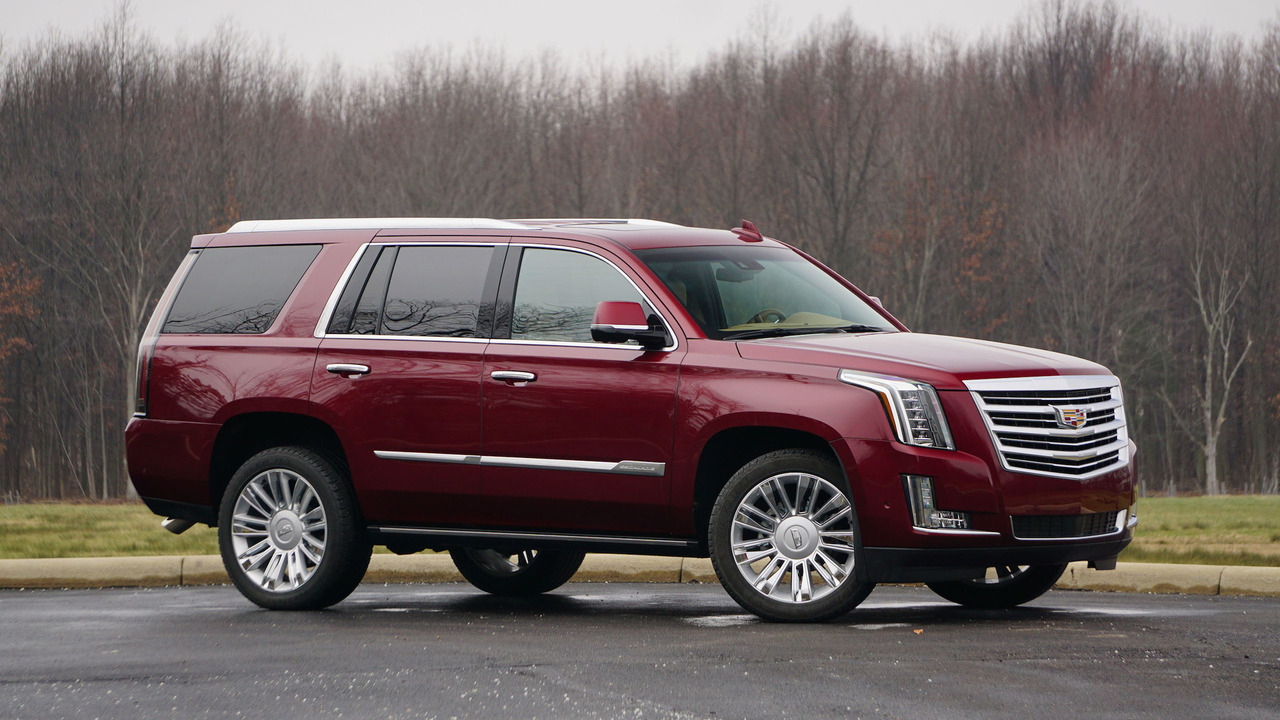 2020 Cadillac Escalade And Esv