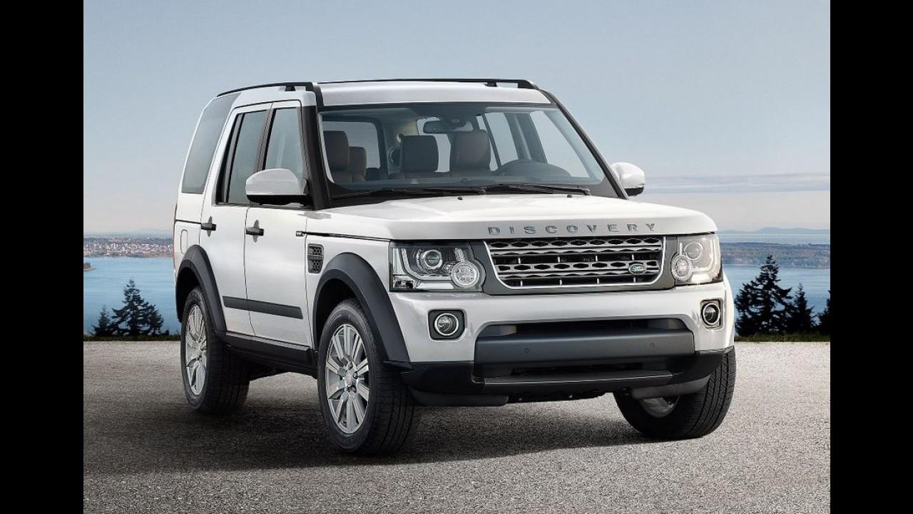 Land Rover lança edição limitada Discovery RAW por R$ 229 mil