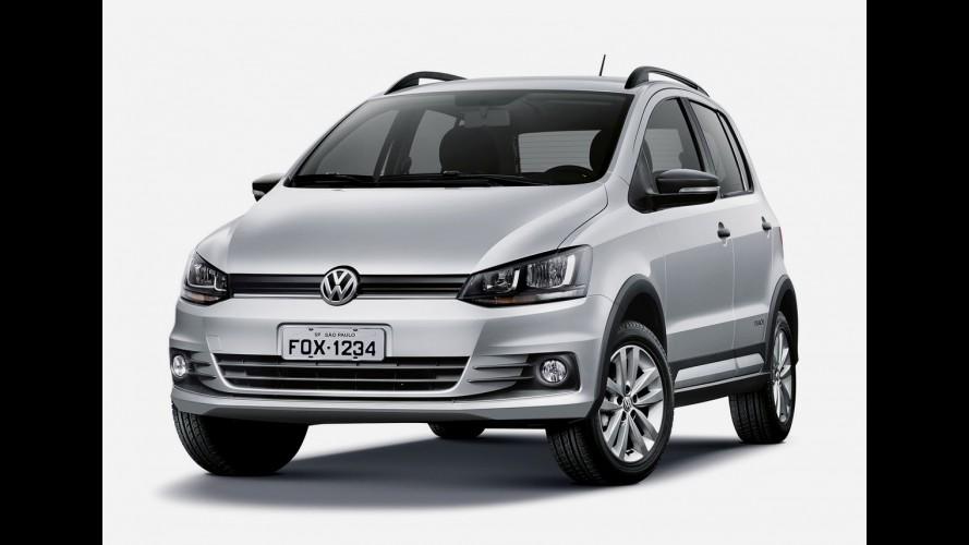 """VW Fox Track: nova versão """"aventureira"""" 1.0 chega por R$ 45.390"""